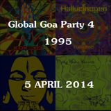 Global Goa Party 4, 1995: Up, up, and away