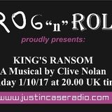 Prog & Roll Presents: King's Ransom - A Musical by Clive Nolan