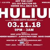 DEAN MASTERS - HOUSE REVELATION SHOW - SOUL RADIO UK 03-11-18.