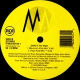 tORu S. classic HOUSE set Aug.9 1995 (8) ft.Kerri Chandler, Cj Mackintosh, Frankie Knuckles
