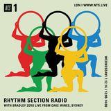 Rhythm Section - 7th November 2016
