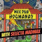 Mad Max Hogmanay Set,, Edinburgh