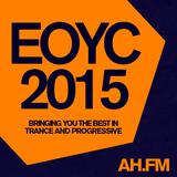 207 Pinkque - EOYC 2015 on AH.FM 28-12-2015
