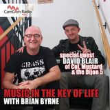 Music in the Key of Life w/Brian Byrne 21 Sep 2018, feat. David Blair of Col. Mustard & the Dijon 5