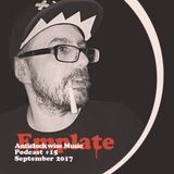 Anticlockwise Music Podcast 15# Emplate (September 2017)