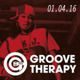 Groove Therapy - 1st April 2016