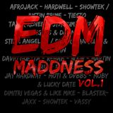 EDM Maddness Vol. 1