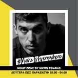 02.00 - 04.00 : NIGHT ZONE BY NIKOS TSIARAS [ 25-03-20 ]