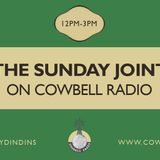 The Sunday Joint On Cowbell Radio - 23 June 2013 - www.cowbellradio.co.uk