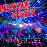 AMBASSADORS OF GROOVE - (LIVE Broadcast) House Is House (Mixed By) Monk P Funk/Rock It Man/DeadWood