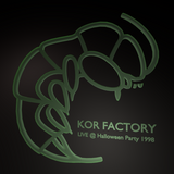 Kor Factory - Analog Live @ Halloween Party 1998 ( Remasterised )