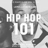 Emmanuel Forlani - HIPHOP101 - 016 - Special Pete Rock