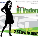 Vaden - 2 STEPS to LOVE Mixed CD