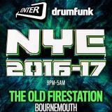 Enter & Drumfunk NYE Dj comp entry - Dj Output