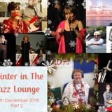 The Jazz Lounge on K107fm Community Radio with Grace Black 16th Dec 2018 Part 2