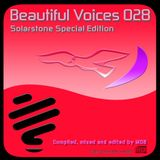 MDB - BEAUTIFUL VOICES 028 (SOLARSTONE SPECIAL EDITION)