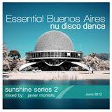 Javier Montoliu - Essential Buenos Aires, Sunshine Selection 2 (Nu Disco Dance)