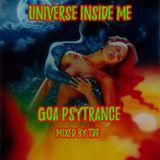 Universe Inside Me ....