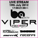 Metrik - Viper Recordings b@TV Takeover (July 2012)
