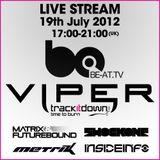 Metrik - Viper Recordings b@TV Takeover (July 2012)