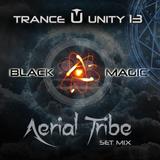 Aerial Tribe @ Trance Unity 13: Black Magic