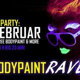 Move Control Body Paint Rave Feb'17 // Pfefferberg Haus 13 // DJ PBeat Live Set (Cut)
