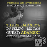 The Reload Show: Wednesday 26th November - muthafm.com