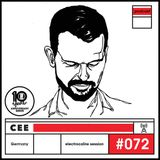 electrocaïne session #072 – CEE