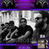 Programa Cangaço Rádio Rock - Entrevista - Dune Hill (29.02.2016)