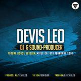 Devis Leo - Future House Session Vol.1  [Clubmasters Records]