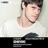 Izhevski - Cyclic Podcast 049 (21-03-2012)