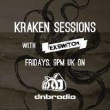 Kraken Sessions 017 on DNBRadio.com