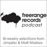 Jimpster - Freerange Records Podcast (December 2012)