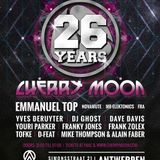 D-Feat's Vinyl Only Warming up for 26years Cherrymoon @Ampere - Antwerp - BE