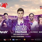 W&W - Live @ World's Biggest Guestlist Festival (Mumbai, India) - 03.12.2017