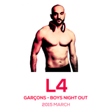 Garçons ▲ Boys Night Out ▲ L4 Calls U 2015 Mixtape