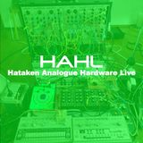 HAHL - hardware downtempo live