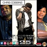 C1 Radio Show #25in25 Week 5 - Chris Cobbins