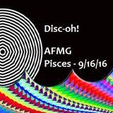 Disc-oh! @ Asheville Full Moon Gathering (September 2016)