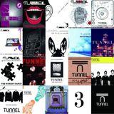 20140606 TUNNEL Mixed by KemuRi  3rd Anniversary Bash