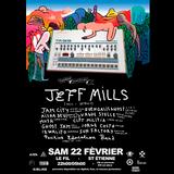 Iker Muruaga-CLFT@Le Fil - Jeff Mills Warm up 22/02/14