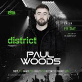 Paul Woods - Welcome to The District Winter 2019 Promo Mix