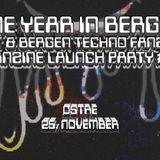 DJ set from DOT & Bergen Techno Fanzine #4 Launch Party