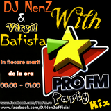 ProFM Party Mix With Virgil Batista & DJ NenZ Ep. 10 -14.10.2014-