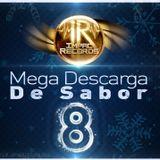 Mega Descarga de Sabor Vol 8 - Cumbia Mix Gold