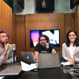 """Triste Turno (21-2-2018) """"Televisión en los 90's, @WeraKuri en cabina y sección de cine"""""""