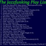 The Jazzfunking all music no chat Pod