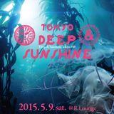 DEEP&SUNSHINE#8@RLOUNGE (warm-up/opening)