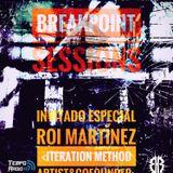 Iteration Method Records presenta Breakpoint Sessions 021 - Invitado Especial Roi Martínez