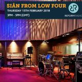 Siân from Low Four 15th February 2018